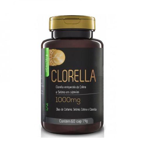 CLORELLA - 60 CAPSULAS