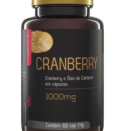 CRANBERRY 60 CAPSULAS 1000MG
