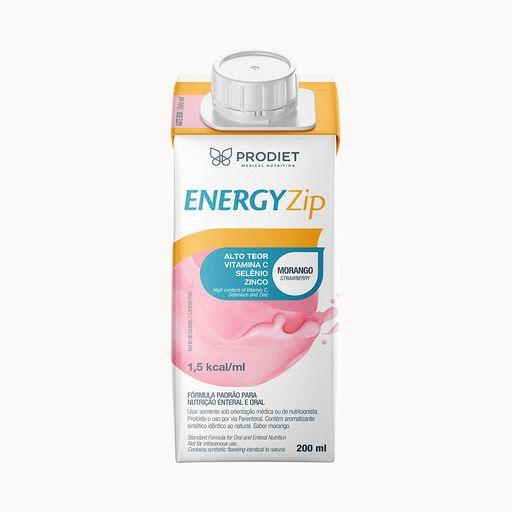Energyzip Morango - 200ml