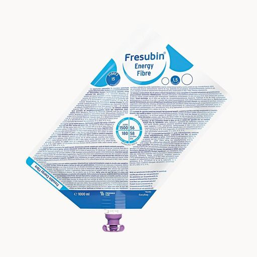Fresubin Energy Fibre 1.5 - Kit 08 unidades