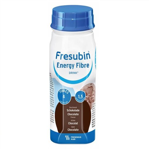 Fresubin Energy Fibre Drink Chocolate - 200ml