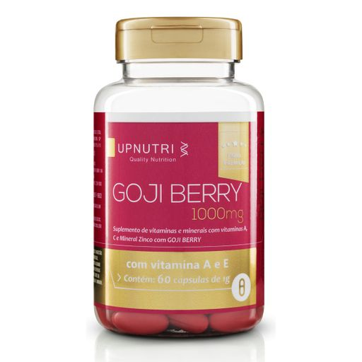 Goji Berry - 60 cap. - 1000mg