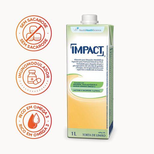 Impact Torta de Limão - 1000 ml