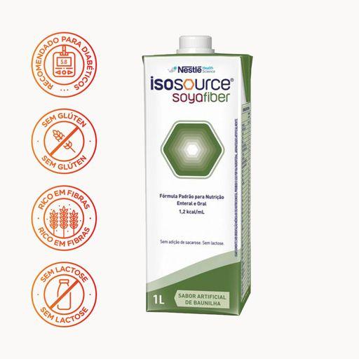 Isosource Soya Fiber - 1000ml