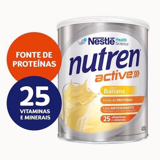 Nutren Active Banana - 400g
