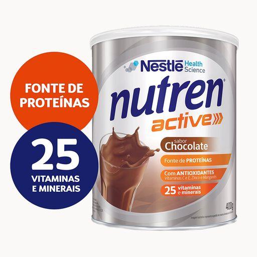 Nutren Active Chocolate - 400g