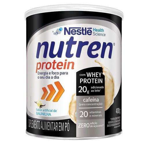 Nutren Protein Baunilha - 400g