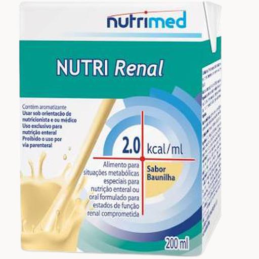 Nutri Renal 2.0 Baunilha - 200ml