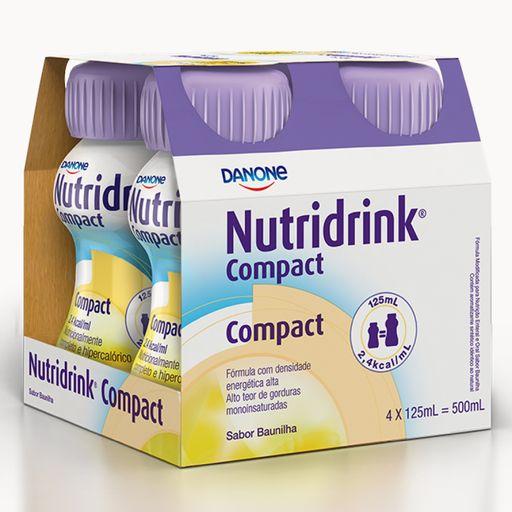 Nutridrink Compact Baunilha - 125ml