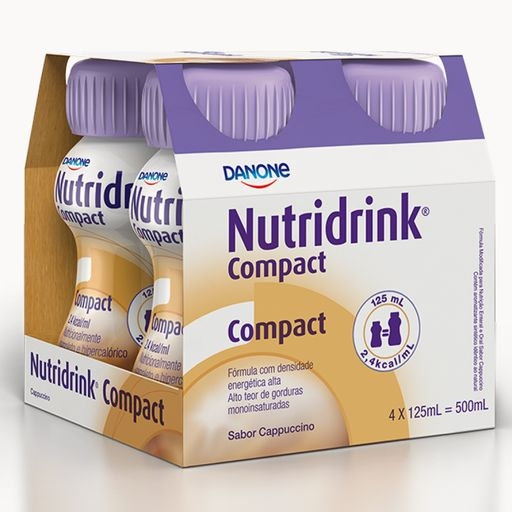 Nutridrink Compact Capuccino - 125ml