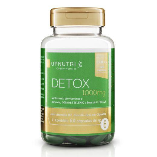 Detox - 60 cap. - 1000mg