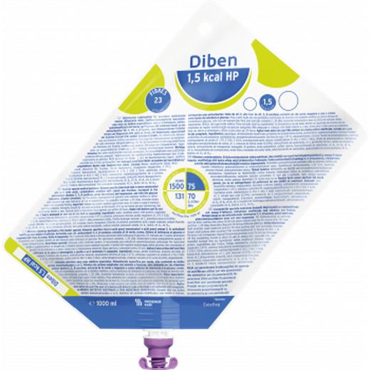 Diben 1.5 HP EB - 1000ml