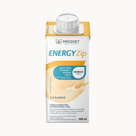 Energyzip Baunilha - 200ml