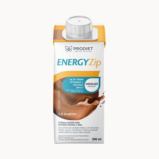 Energyzip Chocolate - 200ml