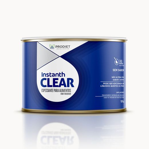 Instanth Clear - 125g