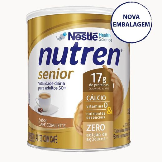 Nutren Senior Cafe com Leite - 370g