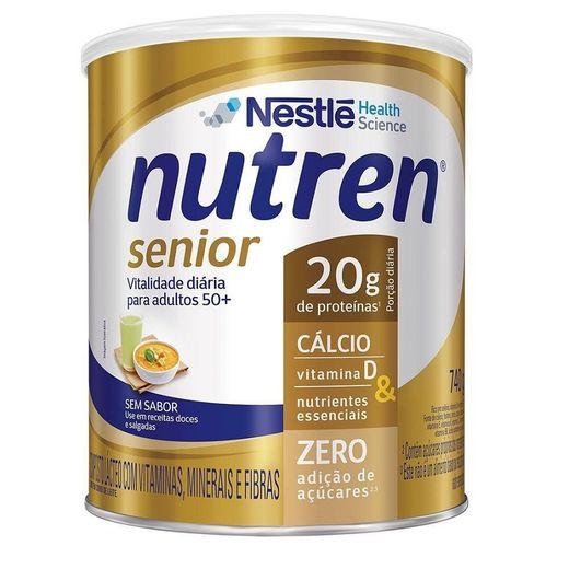 Nutren Senior Sem Sabor - 740g