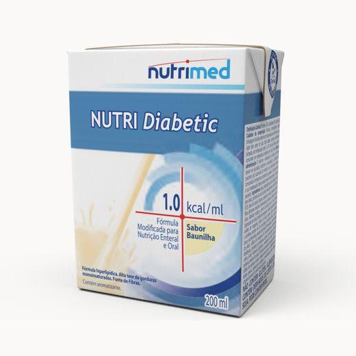 Nutri Diabetic 1.0 - 200ml