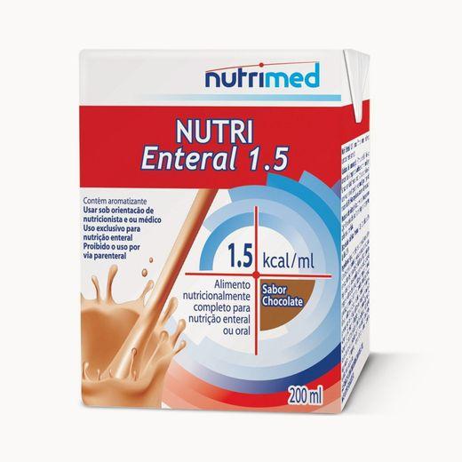 Nutri Enteral 1.5 Chocolate - 200ml