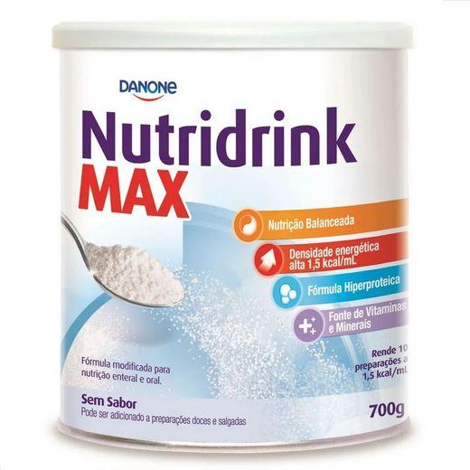 Nutridrink Max Sem Sabor - 700g
