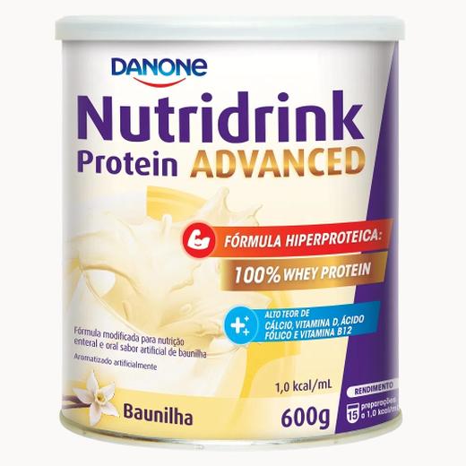 Nutridrink Protein Advanced Baunilha - 600g