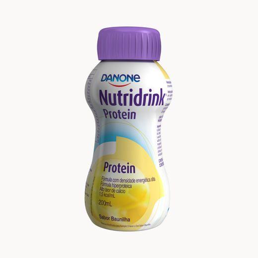 Nutridrink Protein Baunilha - 200ml