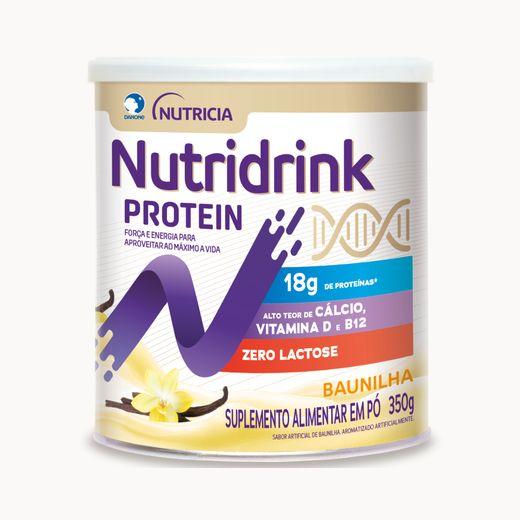 Nutridrink Protein Baunilha - 350g